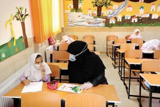 مدرسه - صدور مجوز بازگشایی مدارس برای ۳ گروه دانش آموزی تاکنون