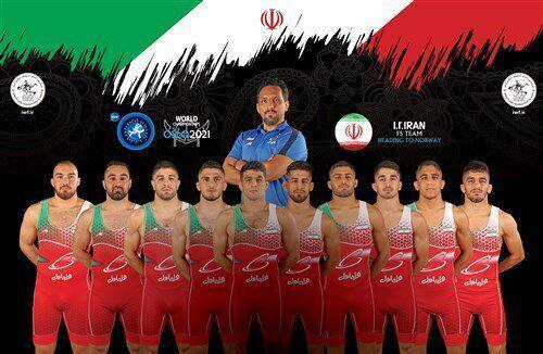 کشتی ایران - پایان کار کشتی آزاد ایران با کسب ۷ مدال
