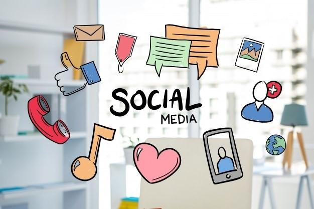 2 - تاثیر فعالیت در شبکه های اجتماعی بر سئو سایت